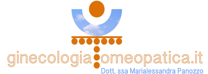 Ginecologia Omeopatica Logo